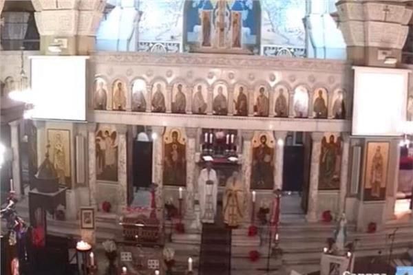 كاتدرائية القيامة للروم الكاثوليك تستقبل رفات القديسة تريزا