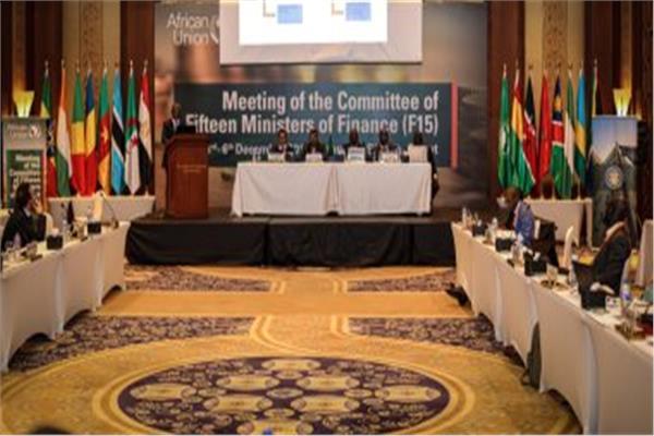 بدء اجتماعات لجنة وزراء المالية الأفارقة في شرم الشيخ