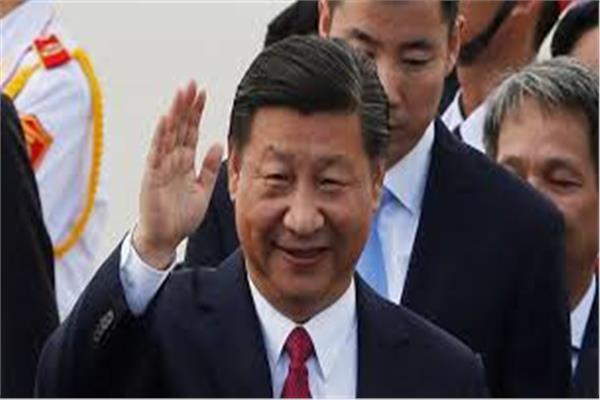 """الرئيس الصيني """"شي جين بينج"""""""