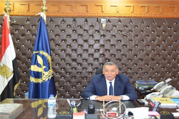 اللواء محمد ناجي مدير أمن المنوفية