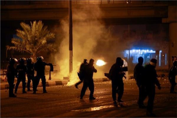 صورة من الاشتباكات بالعراق
