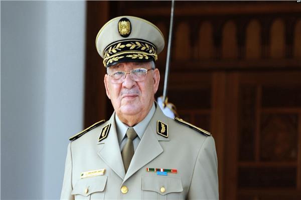 رئيس أركان الجيش الجزائري