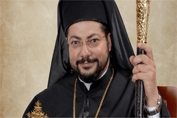 صاحب النيافة الأنبا باخوم النائب البطريركي لشؤون الإيبارشية