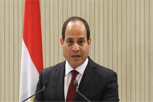 الرئيس عبد الفتاح السيسى،
