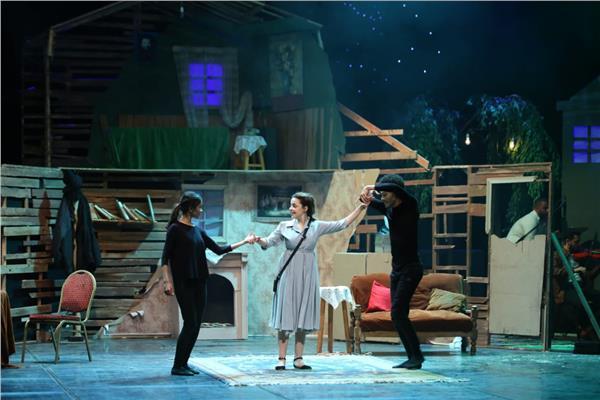 الإسكندرية المسرحي العربي