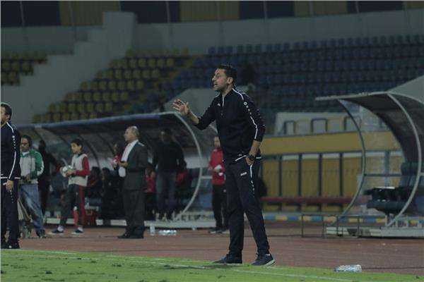 محمد محسن أبوجريشة مدرب الإسماعيلي