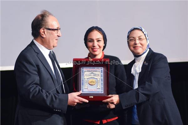 د. ياسمين الكاشف الأمين العام لمجس أمناء الجامعة