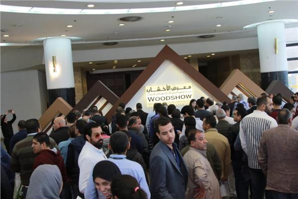 فعاليات اليوم الثالث لمعرض القاهرة الدولي للأخشاب