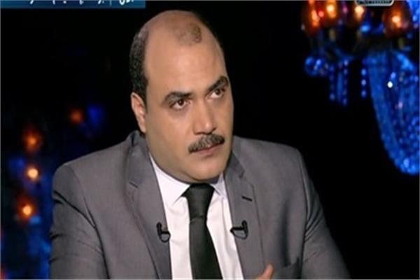 اﻻعلامى محمد الباز
