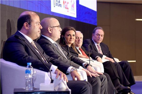 وزيرة الاستثمار والتعاون الدولي تفتتح مؤتمر مدن المستقبل في مصر