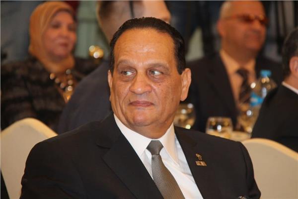 اللواء أحمد ناصر رئيس اتحاد الاتحادات الإفريقية