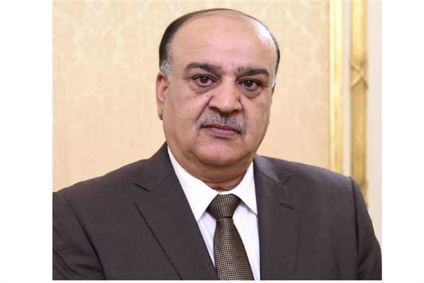 النائب أحمد رسلان رئيس اللجنة