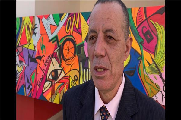 الفنان الدكتور نبيل الحلوجي