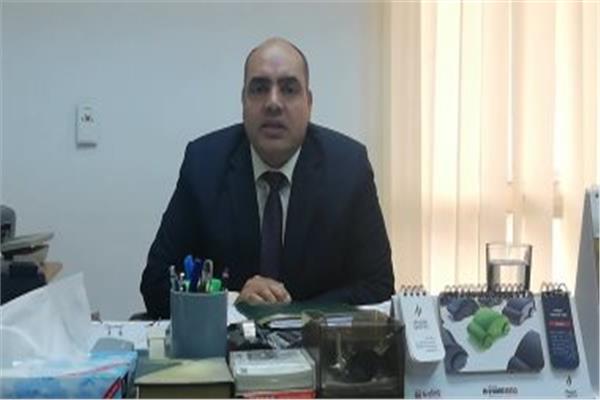 نادر عبد الظاهر، رئيس فرع جهاز المشروعات الصغيرة