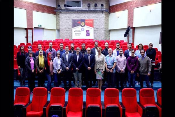 مصر تنظم اول كورس تدريبي دولي للجمباز