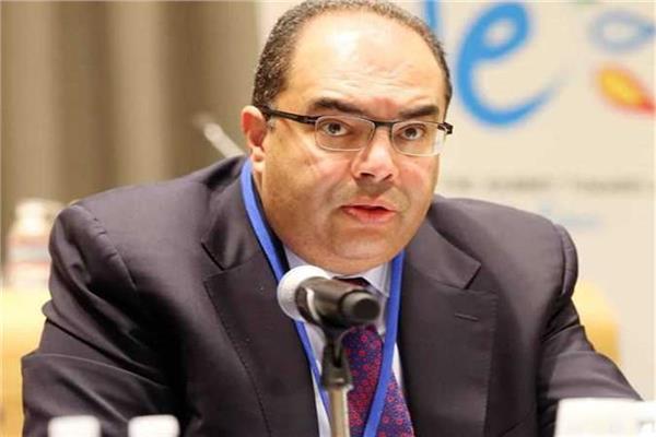 محمود محيى الدين نائب رئيس البنك الدولى