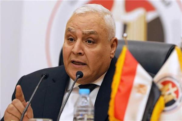المستشار لاشين إبراهيم الهيئة الوطنية للانتخابات