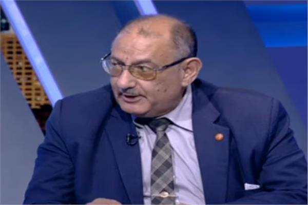 سامي إمام رئيس مصلحة الشهر العقاري الأسبق
