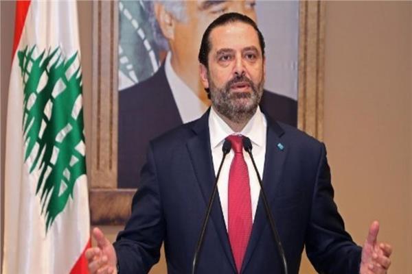 رئيس الوزراء المستقيل سعد الحريري