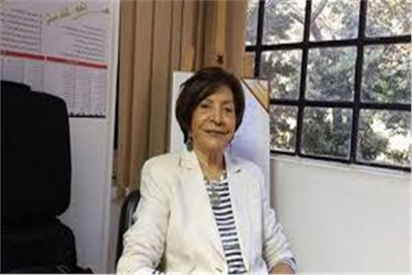 الدكتورة هدي بدران رئيس الاتحاد العام لنساء مصر