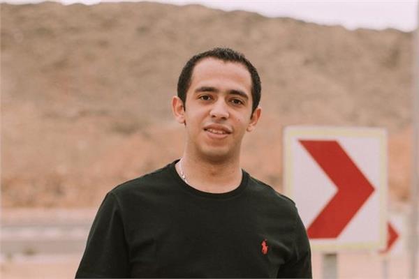 تكريم شاب مصري بواشنطن
