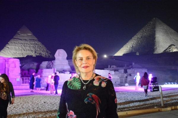 رائدة الأعمال التنموية المصرية راوية منصور