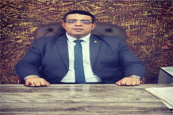 حسام الدين محمود، عضو تنسيقية شباب الأحزاب عن حزب مصر بلدي
