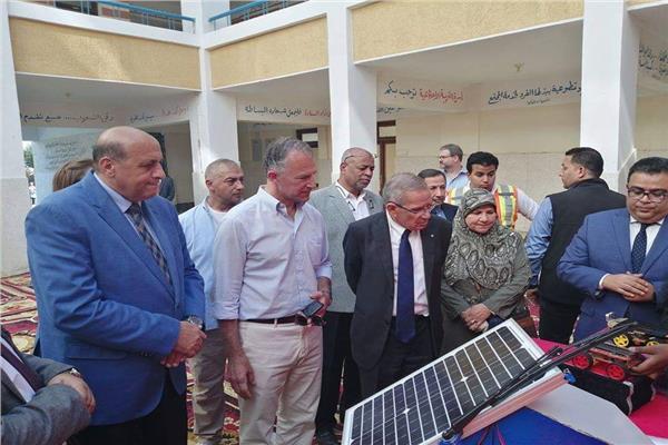 السفير الأمريكي لدى مصر جوناثان كوهين