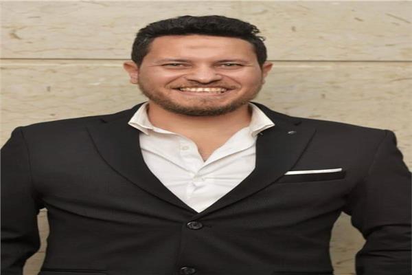 علاء عصام عضو لجنة المنسقين بتنسيقية شباب الأحزاب والسياسيين