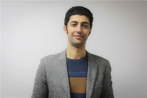 المهندس كريم عبد العاطى  المتحدث الرسمي باسم تنسيقية شباب الأحزاب والسياسيين