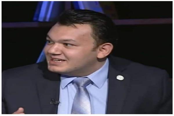 أحمد مقلد  عضو تنسيقية شباب الأحزاب والسياسيين