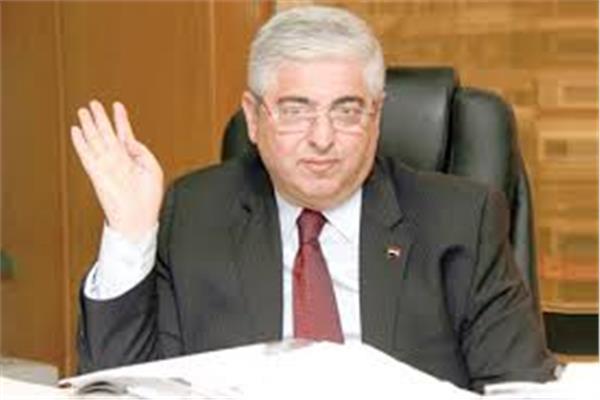 عبد المجيد محى الدين رئيس مجلس إدارة شركة الأهلي للصرافة