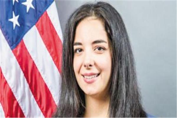إريكا تشوسانو - المتحدثة باسم الخارجية الأمريكية