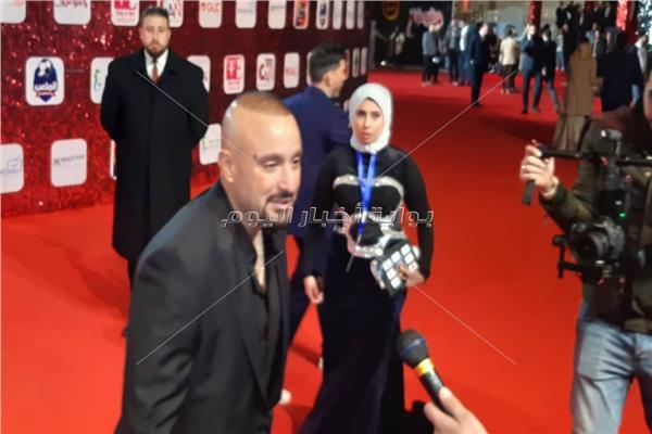 الفنان أحمد السقا