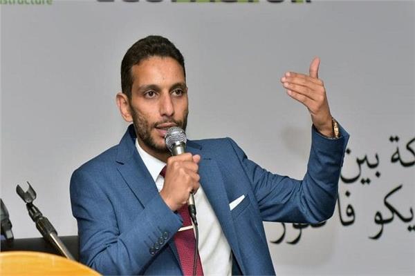 أحمد زين عضو مجلس إدارة شركة