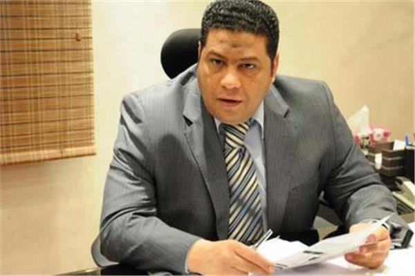 المهندس داكر عبد اللاه عضو مجلس إدارة الإتحاد المصرى