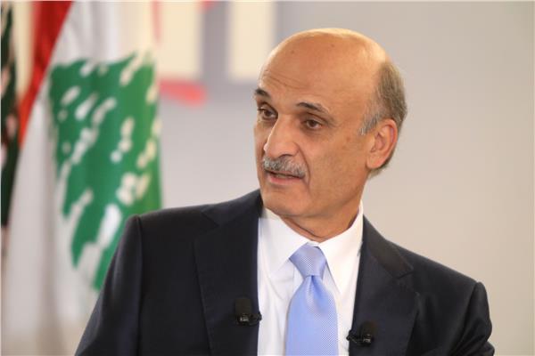 رئيس حزب القوات اللبنانية سمير جعجع