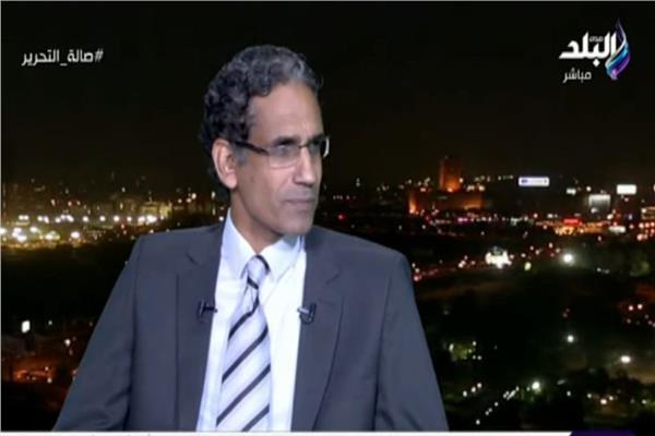 طارق تهامي سكرتير مساعد حزب الوفد