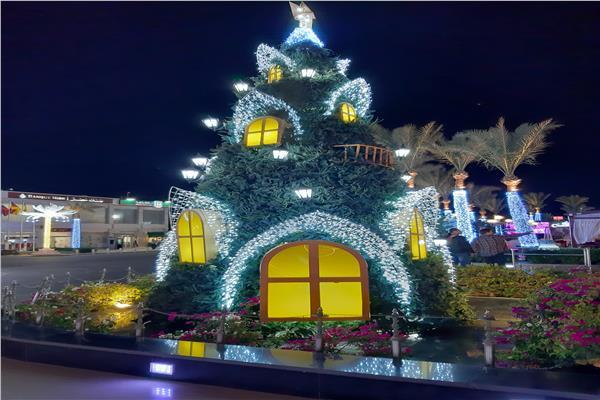 استعدادات جنوب سيناء لأعياد الكريسماس