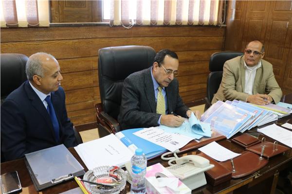 توقيع بروتوكول التحول الرقمي بشمال سيناء