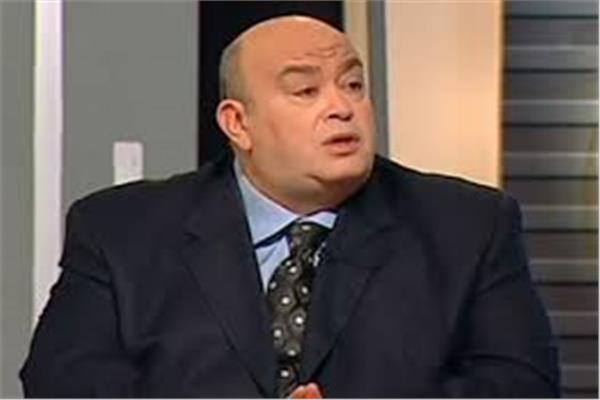 الكاتب الصحفى عماد الدين أديب