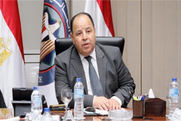 الدكتور محمد معيط، وزير المالية،