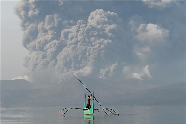 بركان «تال»