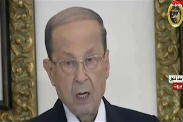 ميشال عون، رئيس الجمهورية اللبنانية