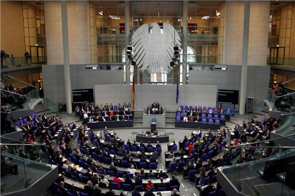 البوندستاجالألماني - البرلمان الألماني