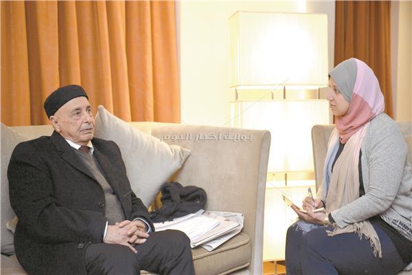 حوار|رئيس مجلس النواب الليبي
