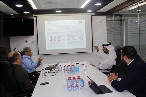 اجتماع الاتحاد العربي للاقتصاد الرقمي
