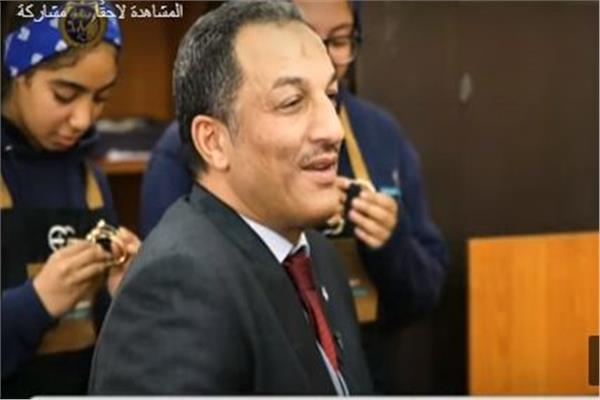 """خالد خليل العضو المنتدب لمؤسسة """"ايجيبت جولد"""""""