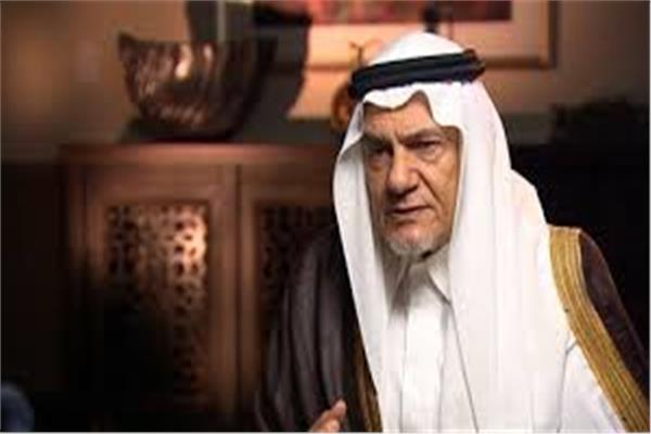 رئيس المخابرات السعودية السابق الأمير تركي الفيصل