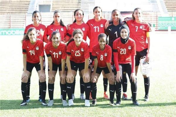 منتخب مصر لكرة القدم النسائية